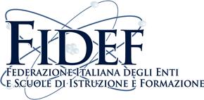 FIDEF - Federazione Italiana delle Scuole ed Enti di Istruzione e Formazione